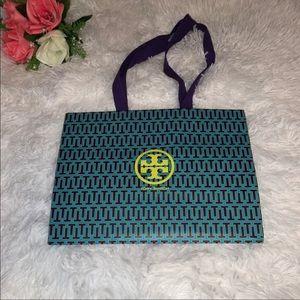 Tory Burch medium size shopper gift bag